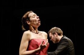 TEKST EN PERFORMANCE voor productie ALL FOR LOVE ism Capriola di Gioia | in opdracht van Concertgebouw Brugge