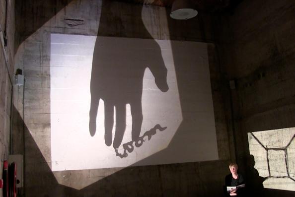 TEKST voor project DORP GEZONKEN | Zeeland | Beeldend kunstenaar: Anneleen De Causmaecker