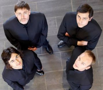 POEZIE-PERFORMANCE Hölderlin met Danel Quartet | concertgebouw Brugge