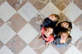PERFORMANCE ism ensemble Encantar | Klara in het Paleis